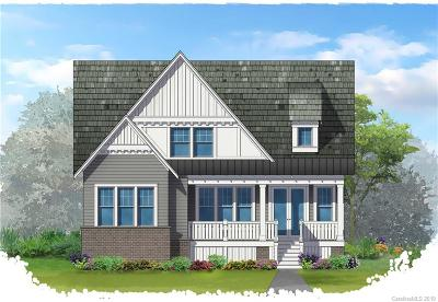 Mooresville Single Family Home For Sale: 106 Sisters Cove Court #Lot 8