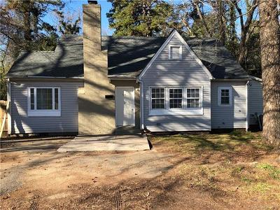 Charlotte Single Family Home For Sale: 4233 The Plaza Road
