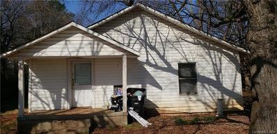 Gastonia NC Single Family Home For Sale: $45,000