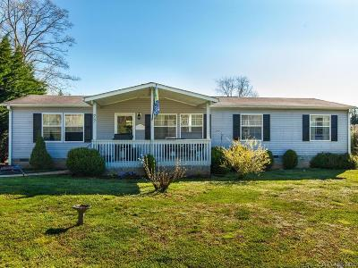 Asheville Single Family Home For Sale: 77 Ramsey Road