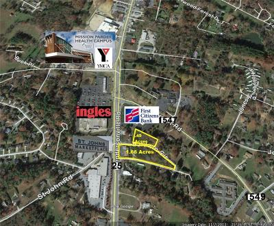 Henderson County Residential Lots & Land For Sale: 3008 Hendersonville Road