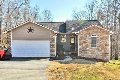 Candler Single Family Home For Sale: 34 Haly Ho Drive