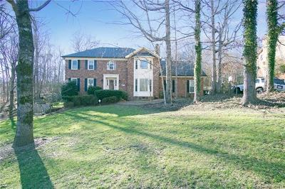 Concord Single Family Home For Sale: 1307 Dennbriar Drive #1 &