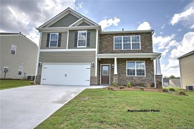 Mooresville Single Family Home Under Contract-Show: 134 N Cromwell Drive #138