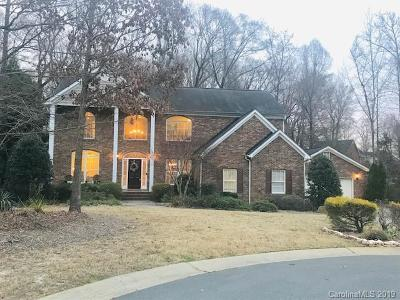 Matthews Single Family Home For Sale: 131 Dunraven Court