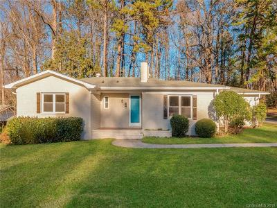 Charlotte Single Family Home Under Contract-Show: 3318 Campbell Drive