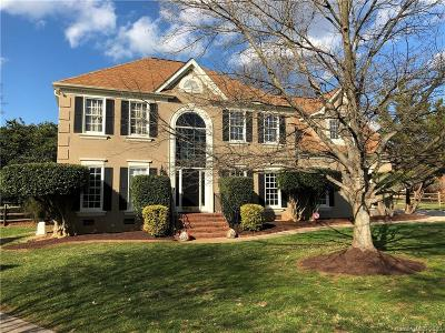 Huntersville Single Family Home Under Contract-Show: 9703 Aegean Court