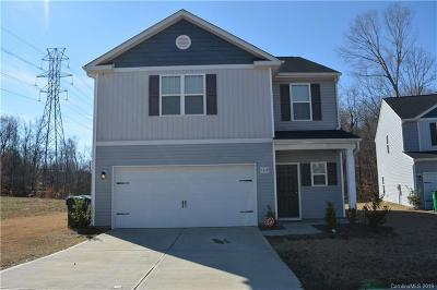 Charlotte NC Single Family Home Under Contract-Show: $199,900