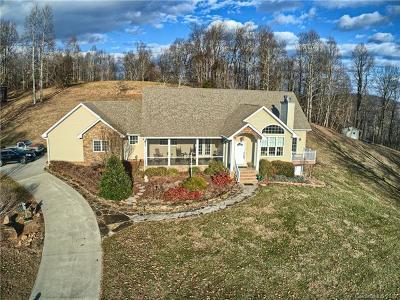 Hendersonville Single Family Home For Sale: 200 Deerfield Ridge Road