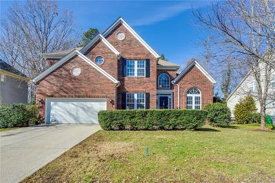 Charlotte NC Single Family Home For Sale: $308,000