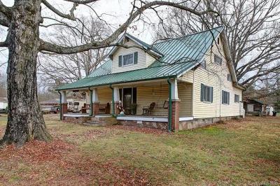 Salisbury Single Family Home For Sale: 4040 Goodman Lake Road
