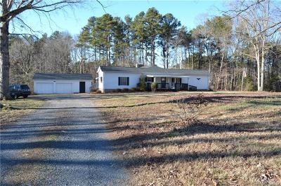Stanfield Single Family Home Under Contract-Show: 2113 Polk Ford Road