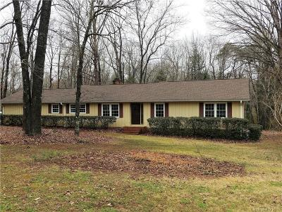 Rock Hill Single Family Home For Sale: 1809 Timberlake Drive