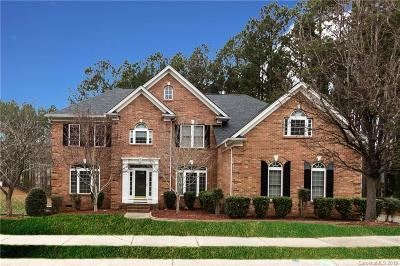 Charlotte Single Family Home For Sale: 11517 Shimmering Lake Drive
