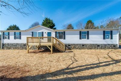 Lincolnton Single Family Home Under Contract-Show: 115 Butterfield Lane