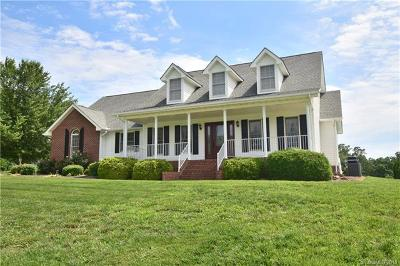 Candler Single Family Home For Sale: 6 Willow Bend Drive
