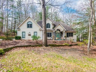 Henderson County Single Family Home For Sale: 628 Shawn Rachel Parkway