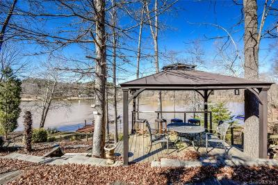Statesville Single Family Home Under Contract-Show: 130 Lake Top Lane #8