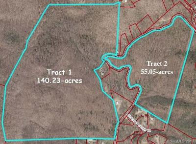 Buncombe County, Haywood County, Henderson County, Madison County Residential Lots & Land For Sale: 382 Pinners Cove Road