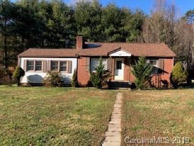 Candler Single Family Home For Sale: 107 Brooks Cove Road