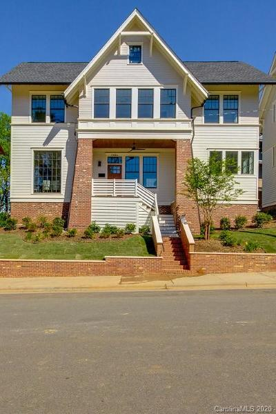 Charlotte Single Family Home For Sale: 2426 Marshall Place