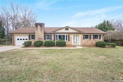Concord Single Family Home For Sale: 6510 Weldon Circle