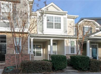 Mooresville Condo/Townhouse For Sale: 117B Walnut Cove Drive