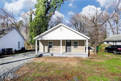 Grove Park Single Family Home Under Contract-Show: 1606 Ranch Road
