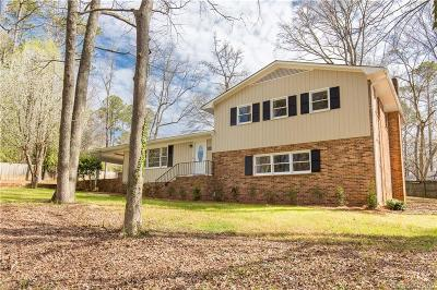 Single Family Home For Sale: 505 Warwick Place