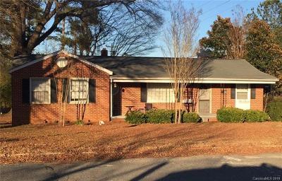 Single Family Home For Sale: 409 E Jefferson Street