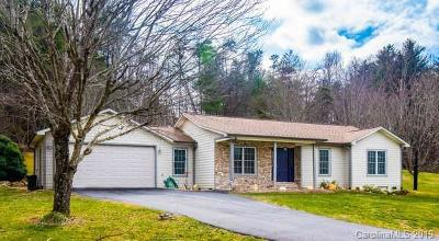 Weaverville Single Family Home Under Contract-Show: 32 Terrace Lane