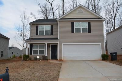 Charlotte NC Single Family Home For Sale: $204,900