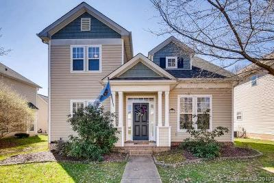 Cornelius Single Family Home For Sale: 9005 Washam Potts Road