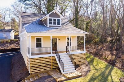 Asheville Single Family Home Under Contract-Show: 316 London Road