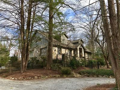 Tryon Single Family Home For Sale: 100 Glenwalden Circle