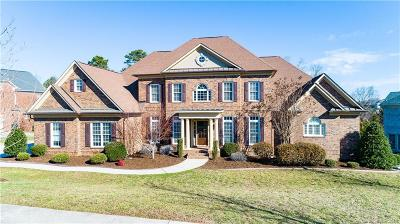 Huntersville Single Family Home Under Contract-Show: 10935 Emerald Wood Drive