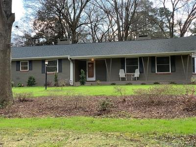 Gastonia Single Family Home Under Contract-Show: 1007 Sherwood Avenue