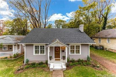 Charlotte Single Family Home Under Contract-Show: 324 Baldwin Avenue