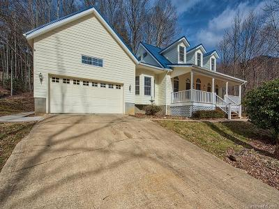 Haywood County Single Family Home For Sale: 438 Serenity Mountain Road