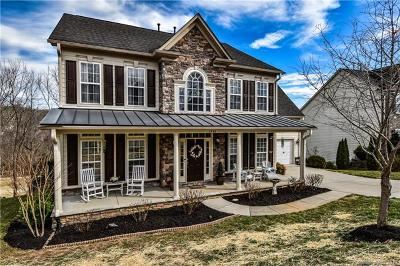 Lincoln County Single Family Home For Sale: 1352 Valhalla Drive