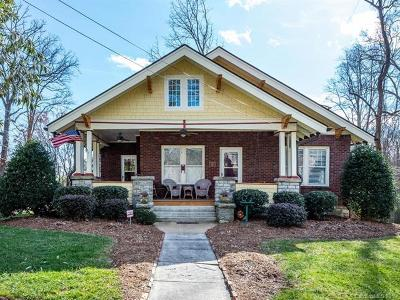 Hendersonville Single Family Home For Sale: 504 4th Avenue W