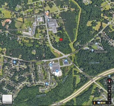 Huntersville Residential Lots & Land For Sale: 9102 Beatties Ford Road