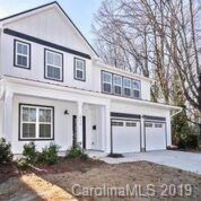 Charlotte Single Family Home For Sale: 1420 Academy Street