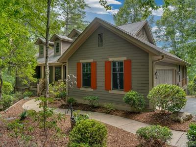 Hendersonville Single Family Home For Sale: 155 Chattooga Run