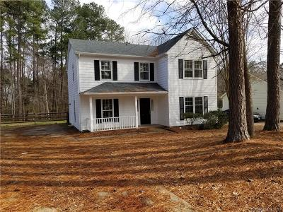 Single Family Home For Sale: 9714 Kent Village Drive
