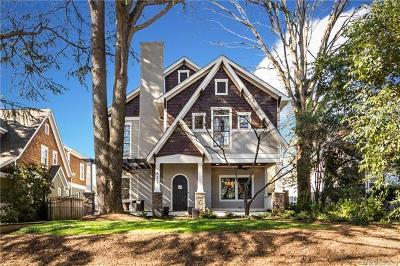 Charlotte Single Family Home Under Contract-Show: 421 N Dotger Avenue