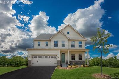 Concord Single Family Home For Sale: 856 Van Buren Avenue SW #856