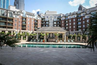 Condo/Townhouse For Sale: 300 W 5th Street #437