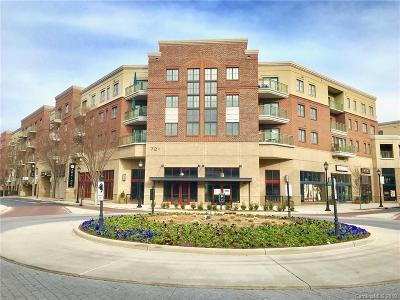Charlotte Condo/Townhouse For Sale: 721 Governor Morrison Street #423