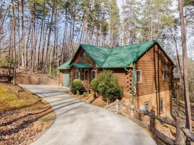 Lake Lure NC Single Family Home For Sale: $269,000